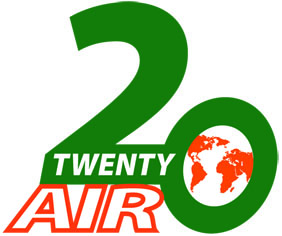Logo TwentyAir